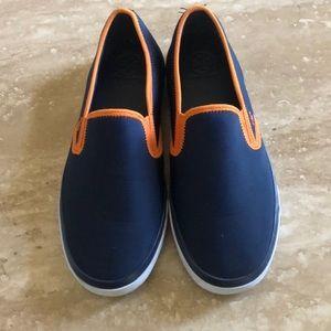 Tory Burch slip on sneaker size 8